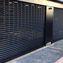 Punched & Vision Shutters